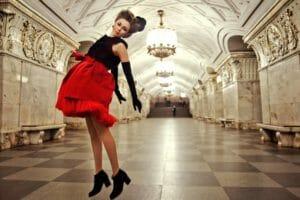 Тест: Проверьте, хорошо ли вы знаете историю московского метро!