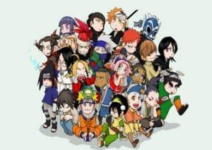 Тест: Угадайте из какого аниме этот персонаж