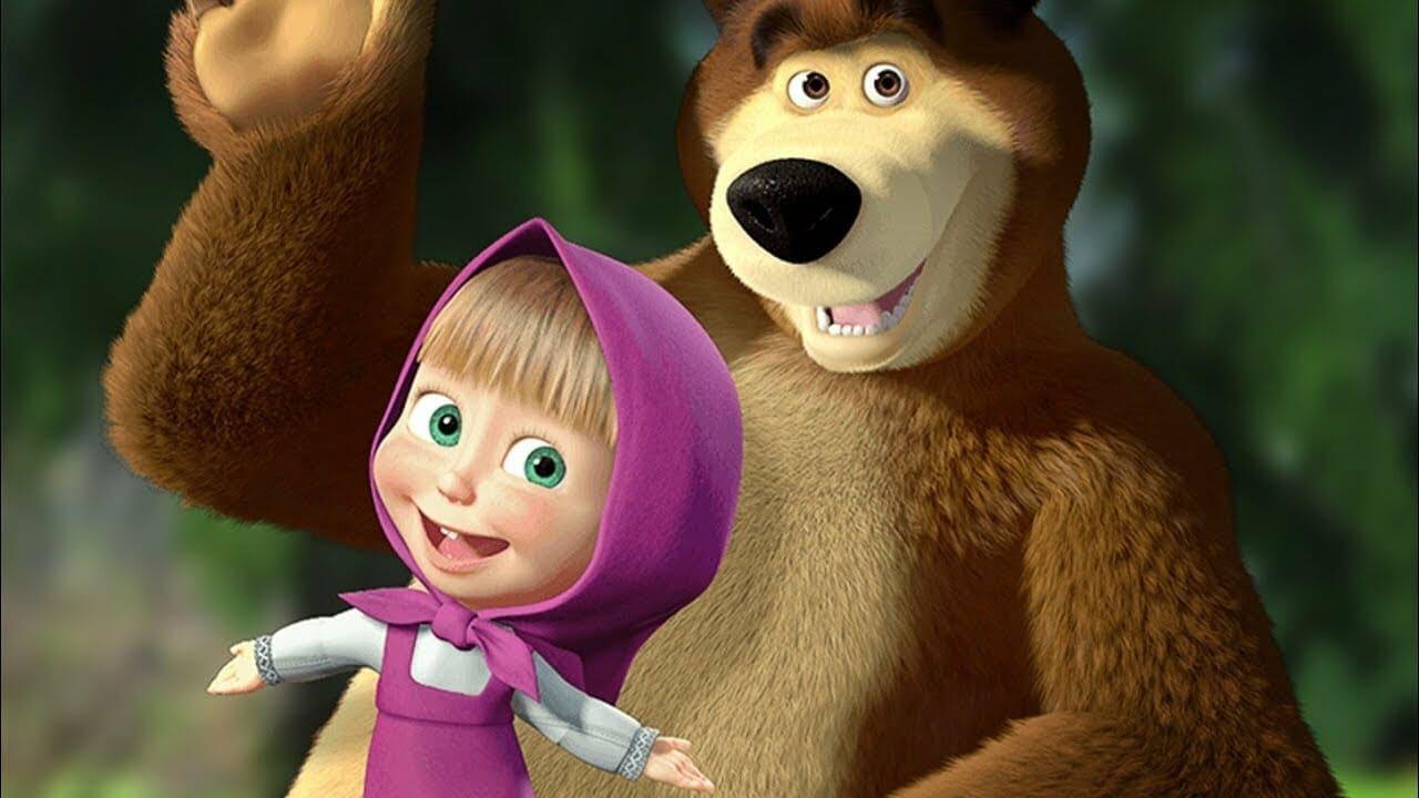 Мультики картинки маша и медведь смотреть онлайн