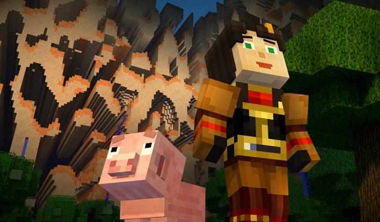 Тест: Как хорошо ты знаешь Minecraft?