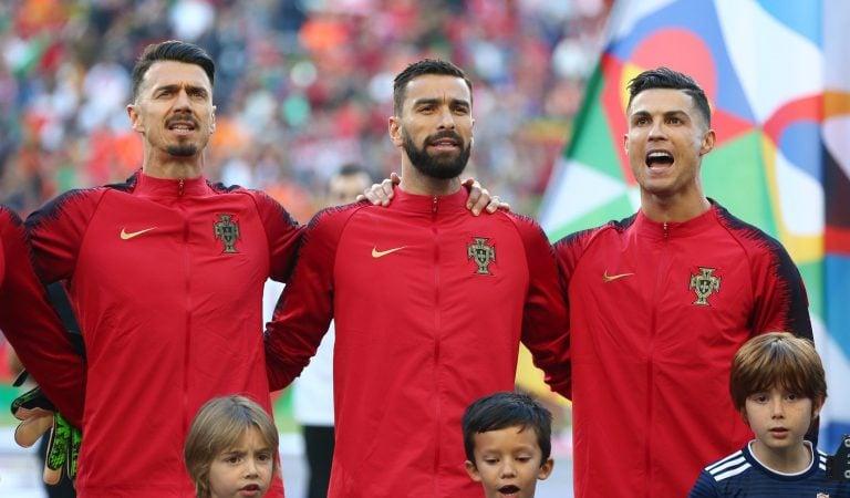 Тест: Что ты знаешь о сборной Португалии?
