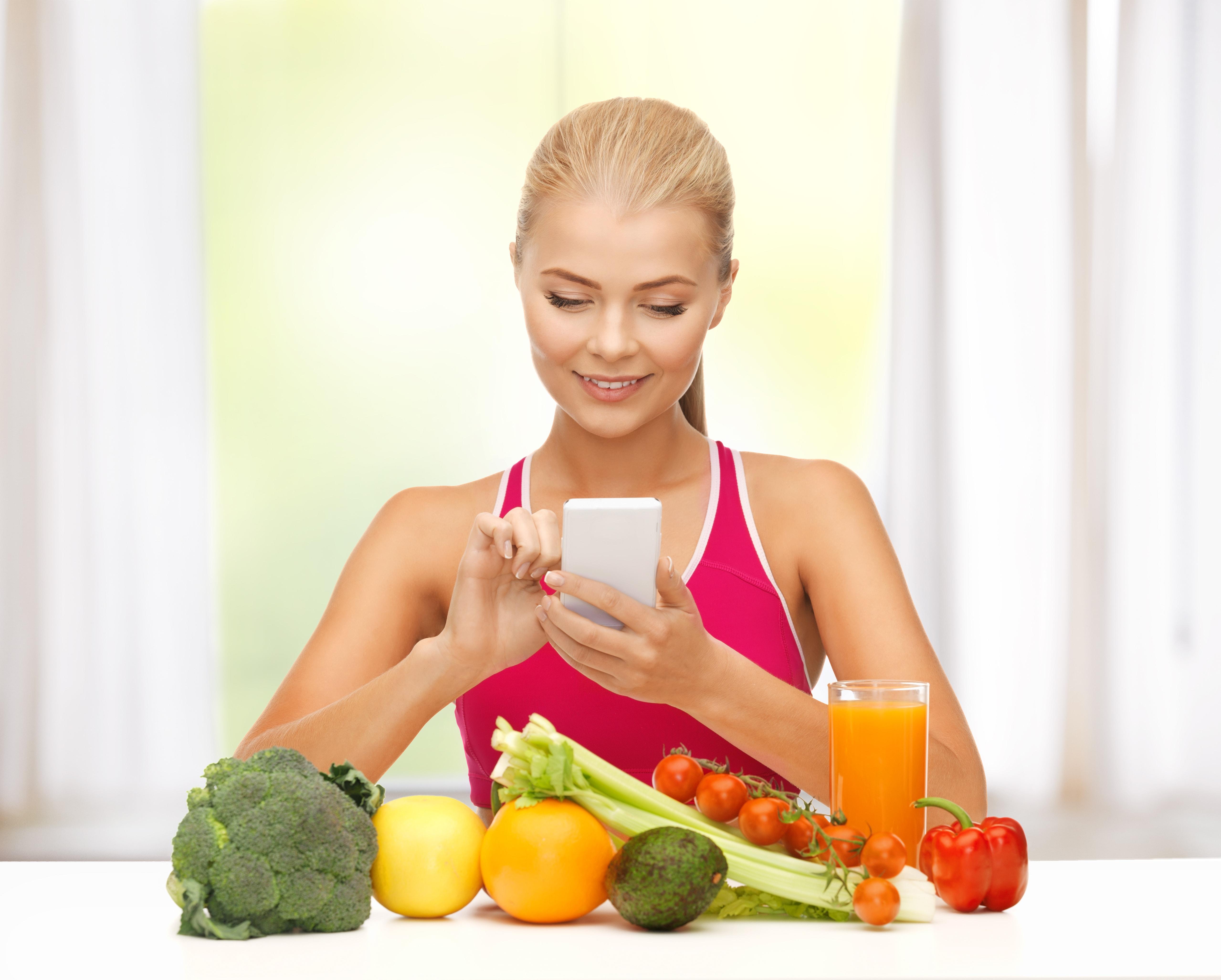 Похудеть расчет диеты