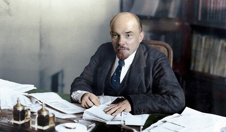 Тест: А вы помните кто такой В.И. Ленин?