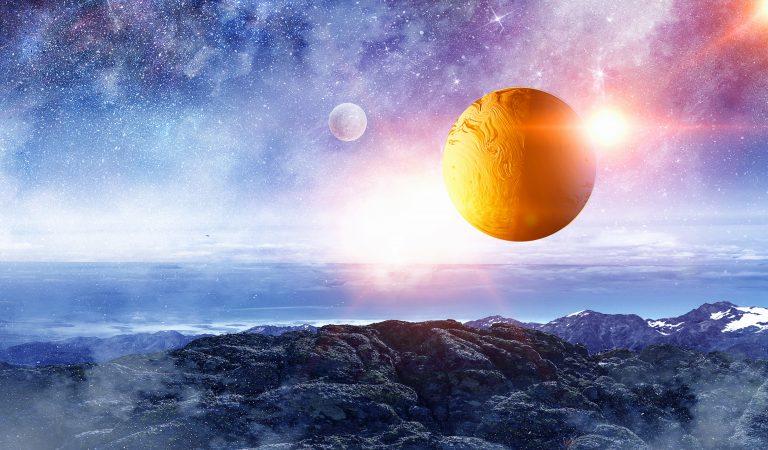 Тест по астрономии: Венера (10 вопросов)