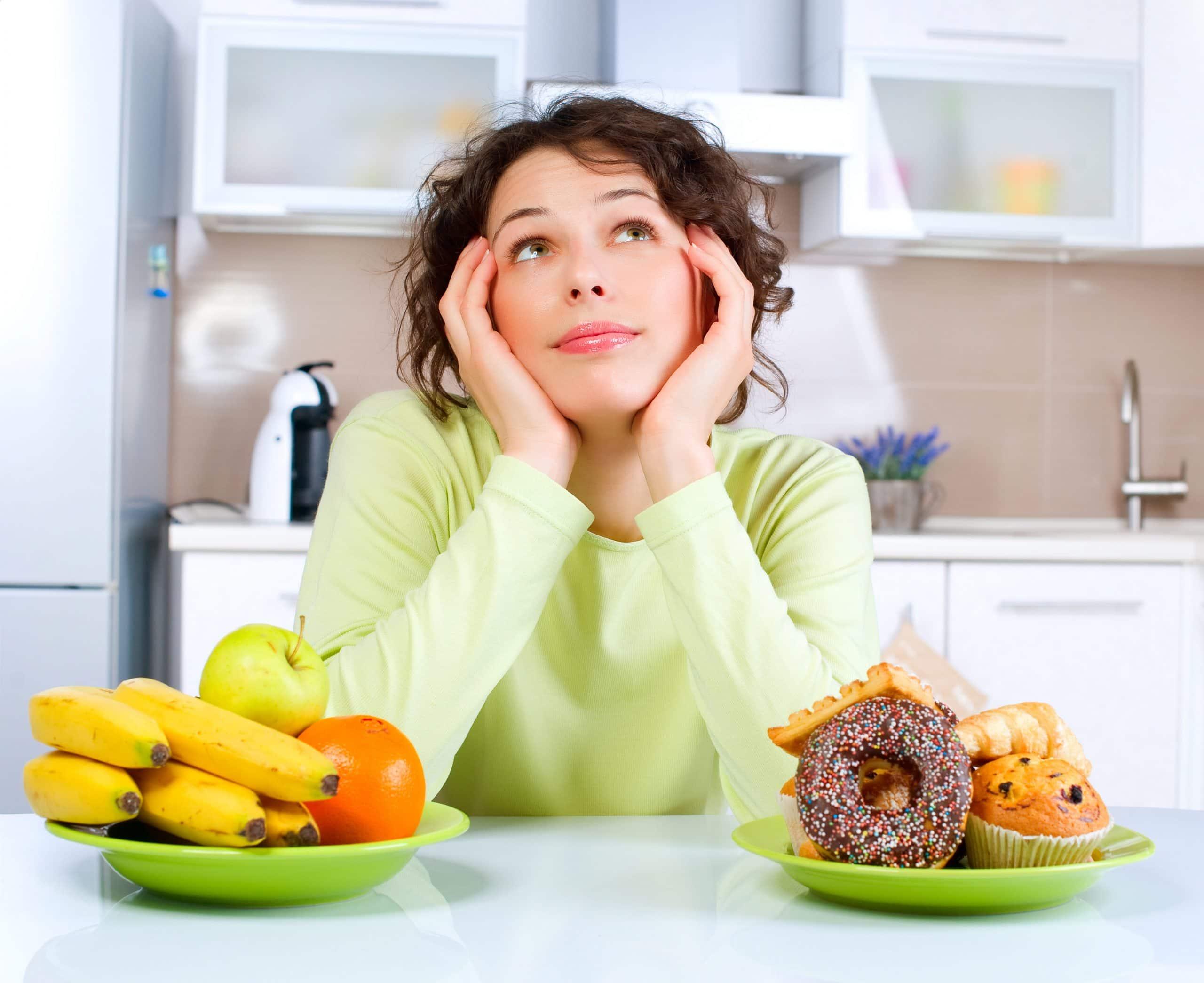 Какого продукта надо отказаться похудеть
