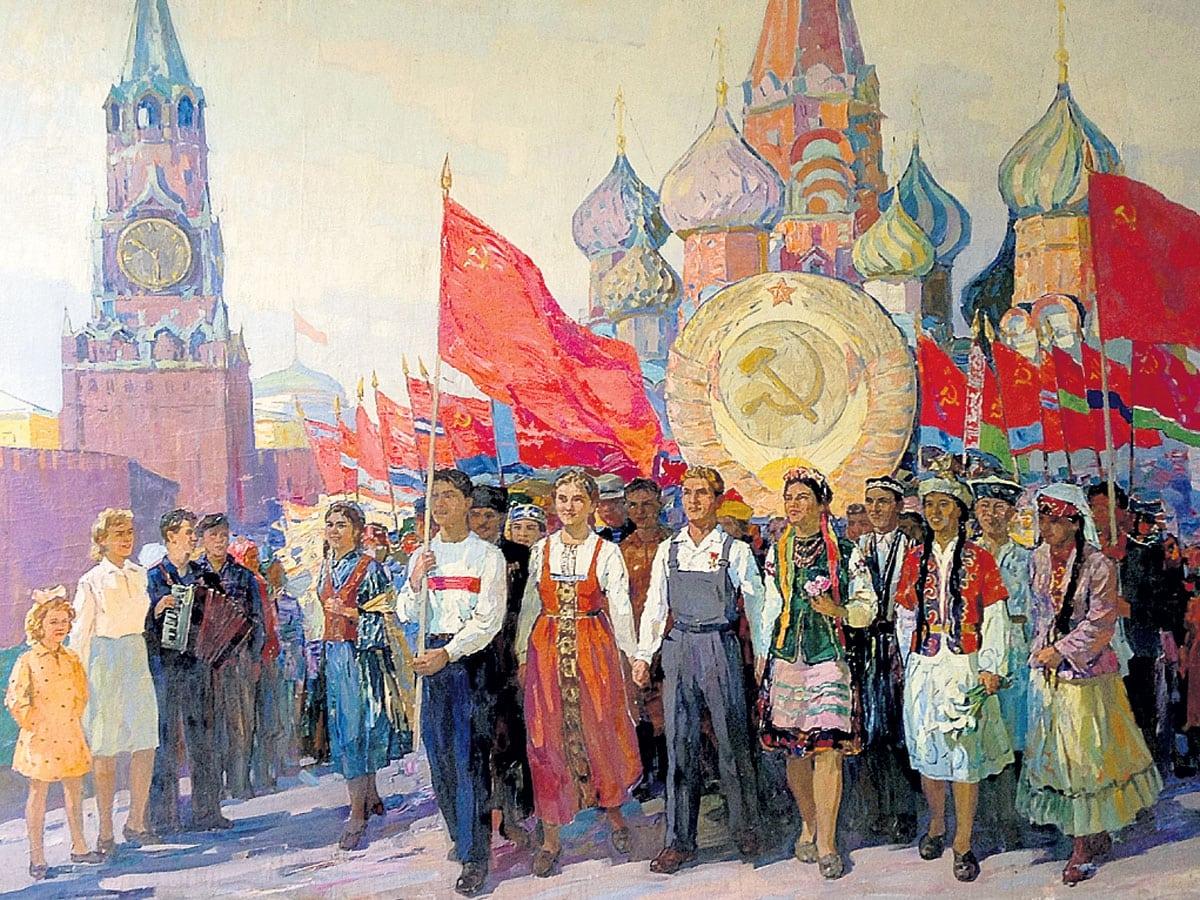 картинки флагов советских республик особенностей